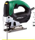 Elektronik-Pendelhub Stichsäge CJ90VST von Hitachi