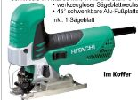 Elektronik-Pendelhub-Stichsäge CJ90VAST von Hitachi