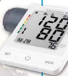 Oberarm-Blutdruckmessgerät BU 530 von Medisana