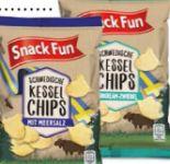 Schwedische Kesselchips von Snack Fun