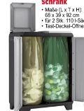 Premium-Recycling-Schrank von Kis