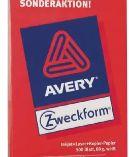 Druckerpapier 2575 von Avery Zweckform