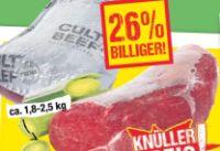 Kalbin Spezialkochfleisch von Cult Beef