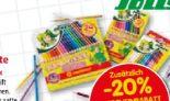 Farbstifte Supersticks von Jolly