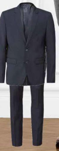 Herren Anzug von Livergy