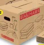 Bücher-Geschirrbox von Bauhaus