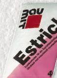 Estrich E225 von Baumit