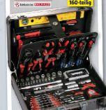 Werkzeugkoffer Profi von Wisent