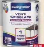 Venti Weißlack von Swingcolor