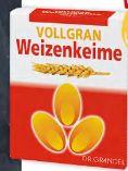 Vollgran Weizenkeime von Dr. Grandel