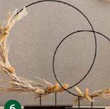 Dekorstoff Kreise