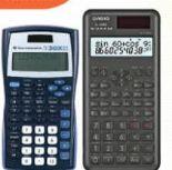 Schulrechner FX 85MS 2 von Casio