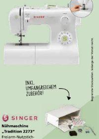 Nähmaschine von Singer