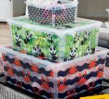 Aufbewahrungsboxen Cute Animals von Kis