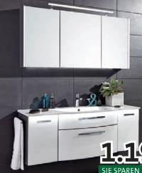 Badezimmer-Programm Linea 01 von Puris