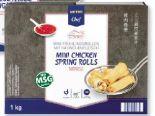 Frühlingsrolle Huhn Mini von Metro Chef