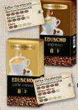 Professional Caffe Crema von Eduscho