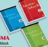 Notizblock von Sigma