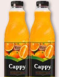 Orangennektar von Cappy