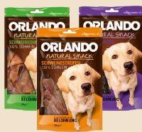 Hundenatural-Snack von Orlando