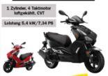 Moped 125 ccm Classic von Generic