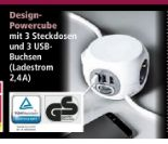 Design-Powercube von Powertec Electric