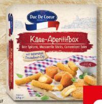 Käse-Aperitifbox von Duc De Coeur