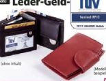 Herren Leder-Geldbörse von Luigi Lamberto