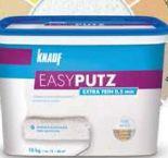 Dekorputz Easy Putz von Knauf