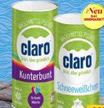 Öko Maschinenpfleger Pulver von Claro