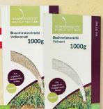 Glutenfreies Bio-Vollmehl von Biohof Kettler