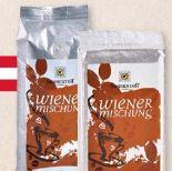 Bio-Kaffee Wiener Mischung von Sonnentor