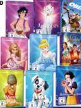 Kinder-DVD von Disney
