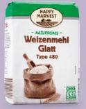 Mehl von Happy Harvest