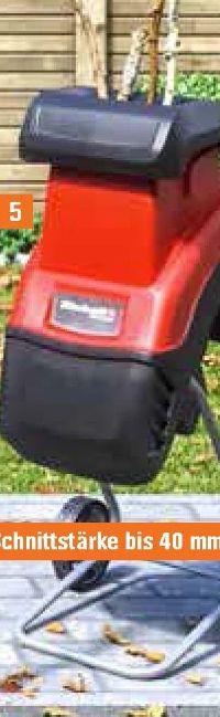Gartenhäcksler GC-KS 2540 von Einhell