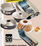 Gugelhupfform von Simpex Professional