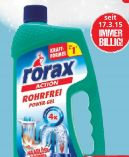 Rohrfrei Power-Gel von Rorax