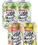 Sodawasser von Spar