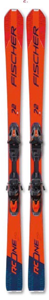 Skiset RC One  72 von Fischer
