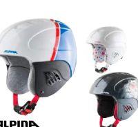 Kinder-Skihelm-Set Carat von Alpina