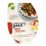 Beef Teriyaki von Simply Good