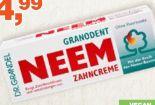 Zahncreme von Dr. Grandel
