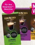 Nespressomaschine von Eduscho