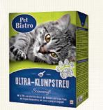 Ultra-Klumpstreu von Pet Bistro
