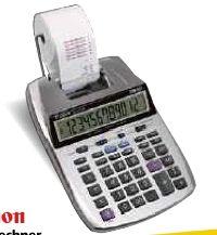 Tischrechner P23-DTSC von Canon