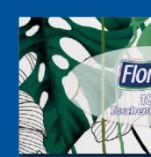 Taschentücherbox von Floralys