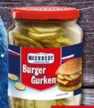 Burger Gurken von Mcennedy