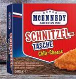 Schnitzeltasche Chili-Cheese von Mcennedy
