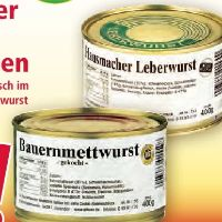 Hausgemachte Wurst-Spezialitäten von Gutes aus der Eifel
