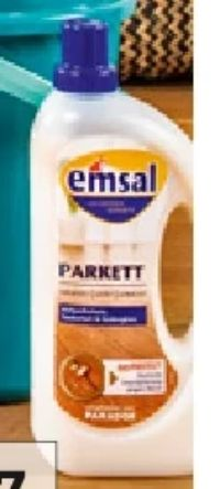 Parkettpflege von Emsal
